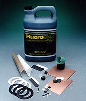 FluoroEtch Compound and Parts